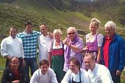 Gastköche und Hüttenwirte Kulinarischer Jakobsweg 2011