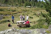 Wandern in den Paznauner Bergen mit Martin Sieberer